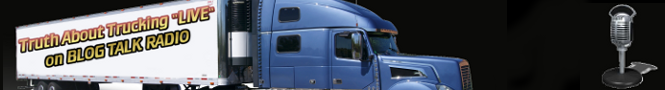 Truth About Trucking Live on Blog Talk Radio