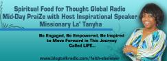 Spiritual Food For Thought Global Radio