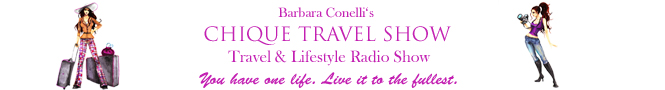 Chique Travel Show Travel Writer's Adventures With Maralyn Hill