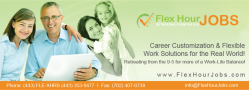 Flex Hour Jobs Radio Show