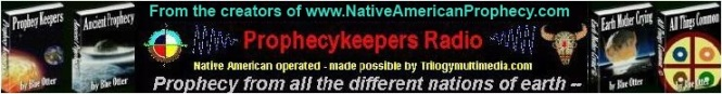 Prophecykeepers Native American Radio