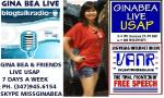GINA BEA LIVE &amp; FRIENDS USAP
