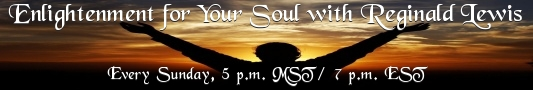 Enlightenment for Your Soul with Reginald Lewis