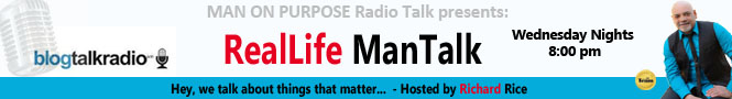 MAN ON PURPOSE Radio Talk