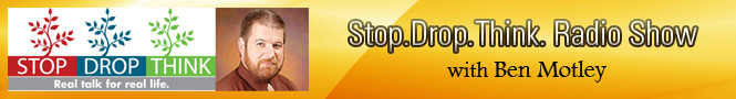 Stop Drop Think