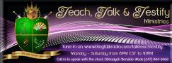 TALK, TEACH, AND TESTIFY MINISTRIES