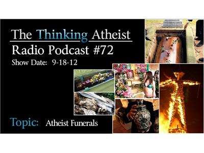 The Thinking Atheist Podcast