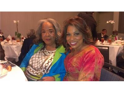 Rev Della Reese on 30 Years Ministry, Plus, Style and Health