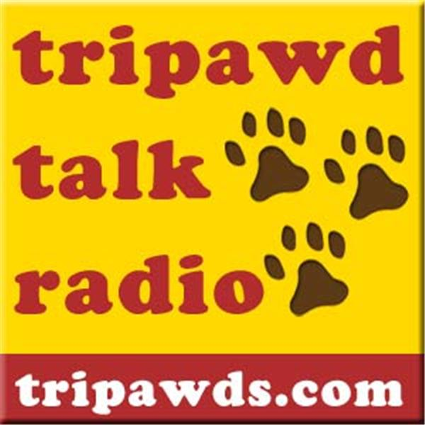 Download MP3 podcast audio files of all Tripawd Talk Radio archives for canine cancer amputation veterinarian interviews and three legged dog recovery stories.